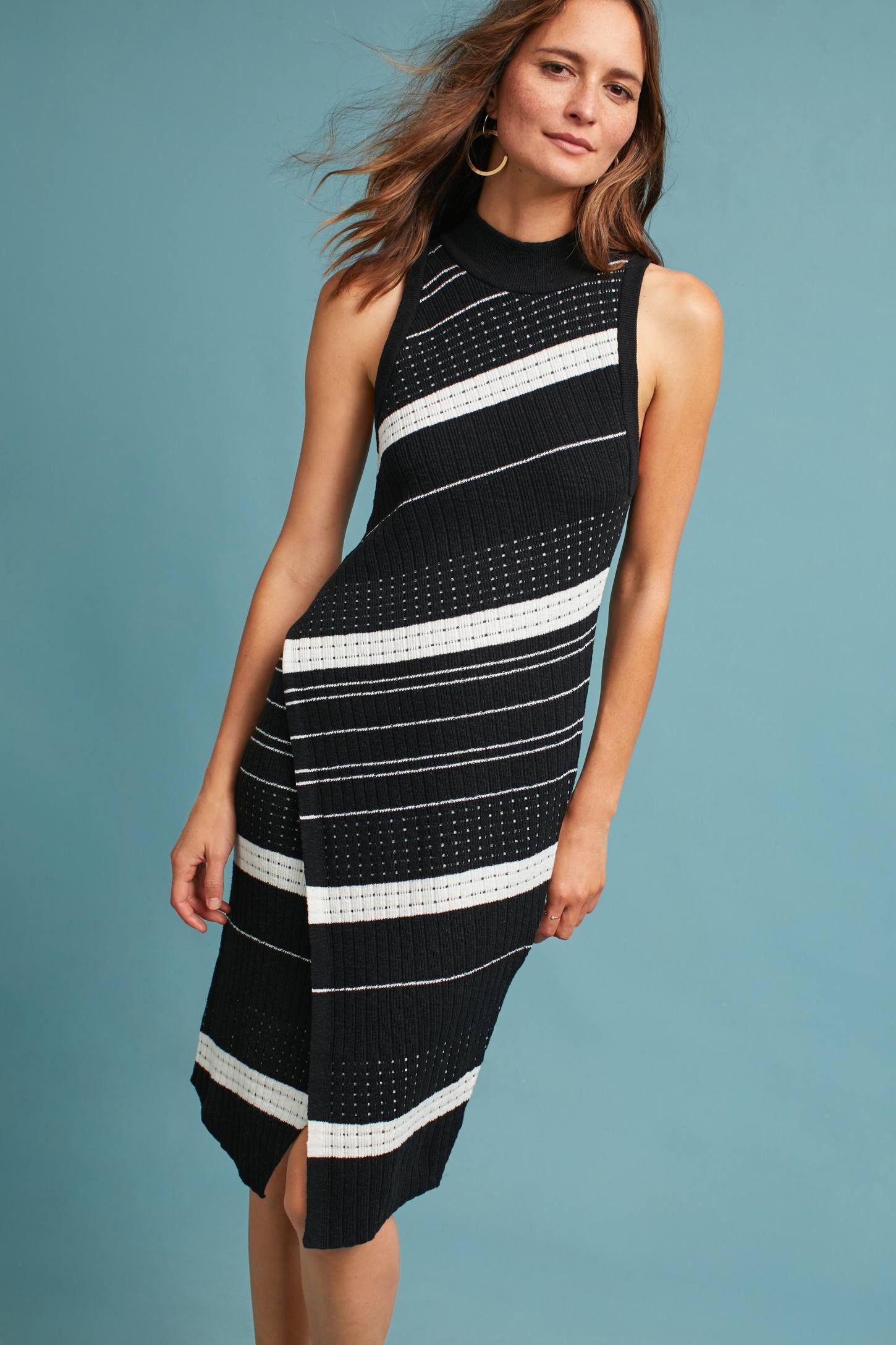 Asymmetrical Turtleneck Dress   Turtleneck dress, Anthropologie and ...
