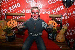 Аквагрим на Хэллоуин для детей | Дети, Лицо, Хэллоуин