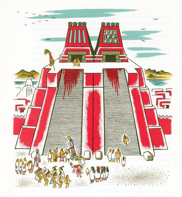 Pin on Tenochtitlan