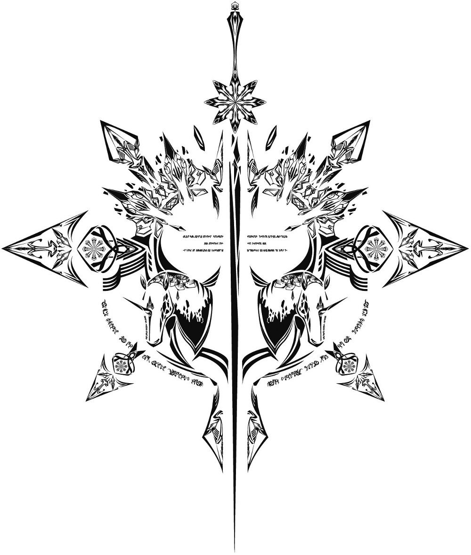 Jin kisaragi tattoos pinterest tattoo symbols and artwork