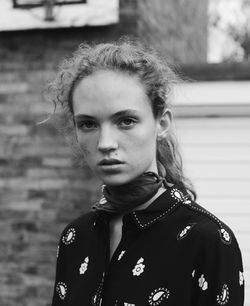Adrienne Juliger by Matteo Montanari for Twin No.12 SS 2015 2