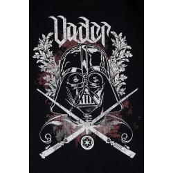 Star Wars Darth's Herren-T-Shirt – schwarz – Offizieller & Lizenzierter Fanartikel