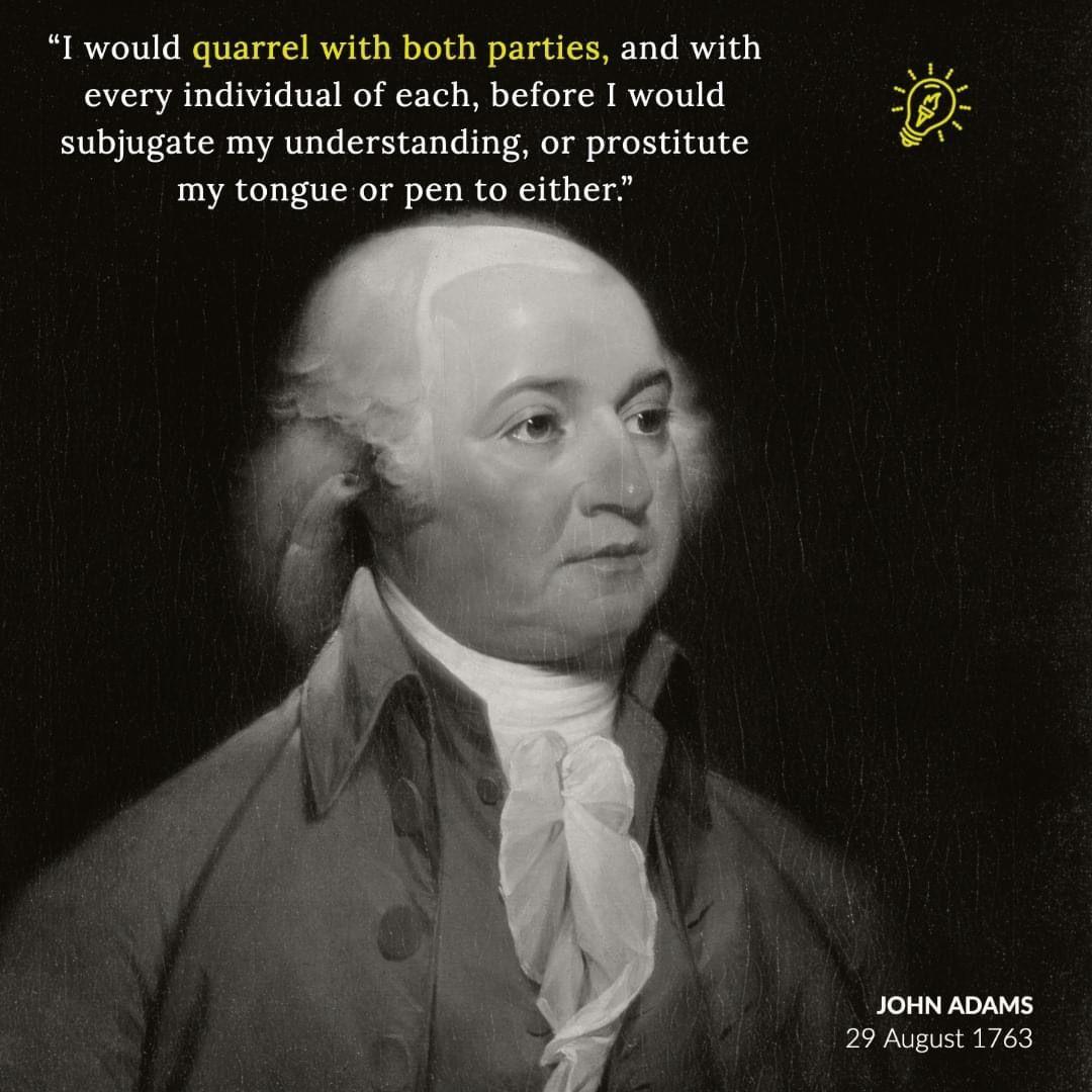 John Adams Quote John Adams Quotes John Adams John