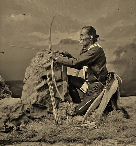 Native Americans Respected Hair