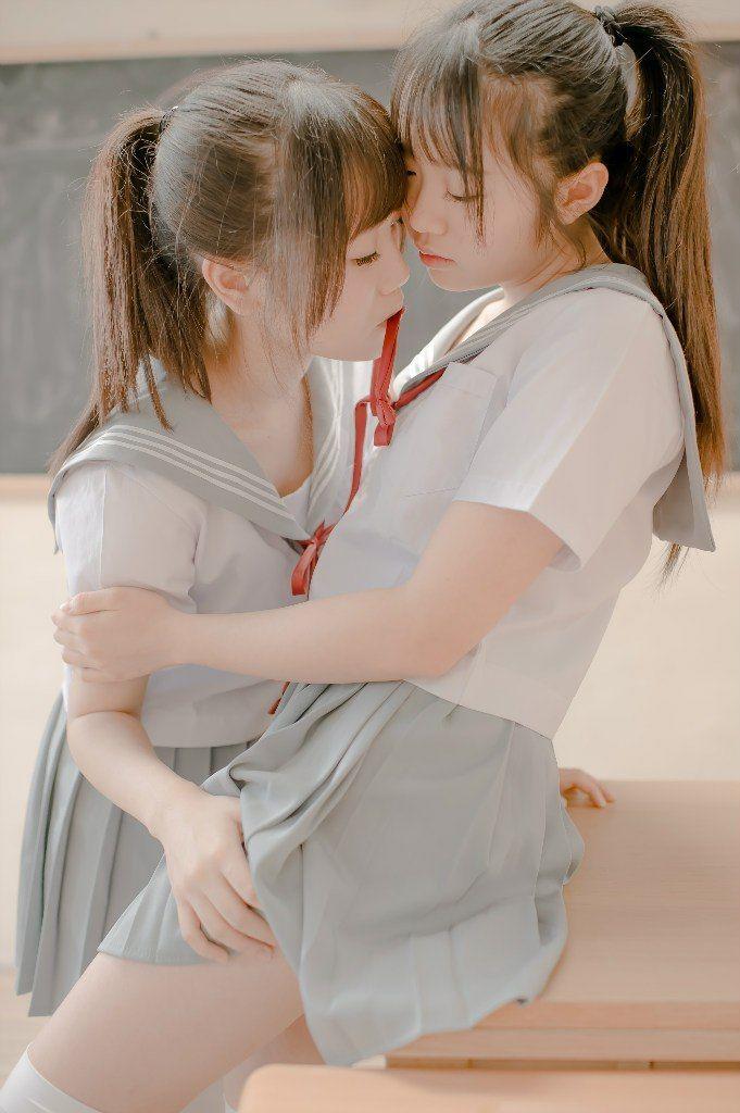 Lesbians asians