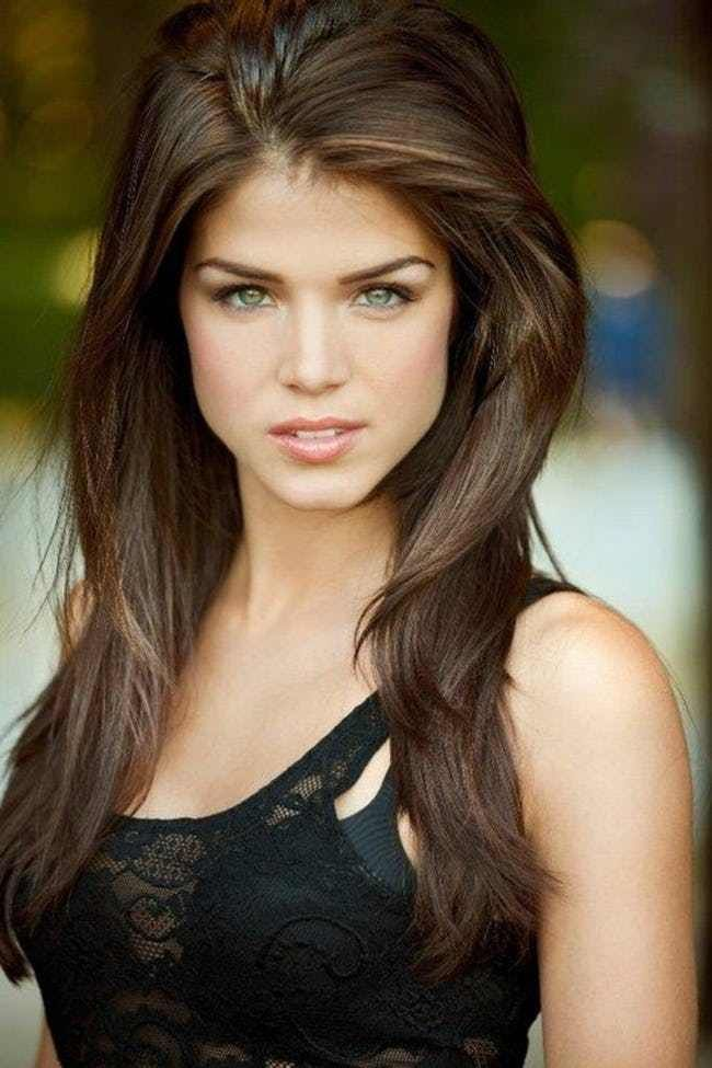Close Up Shot of Marie Avgerop... is listed (or ranked) 3 on the list Hottest Marie Avgeropoulos Ph