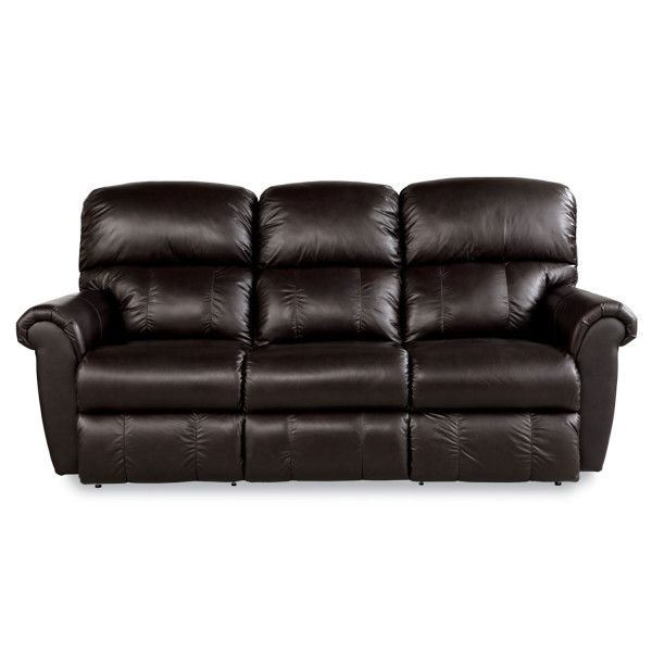 LAZBOY 44P-701 Briggs Leather Power Reclining Sofa in 2019 | La-Z ...