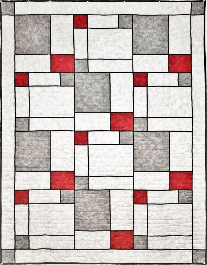 Two blocks Quilt patterns Pinterest Patchwork and Patterns Fascinating Quilt Patterns For Men