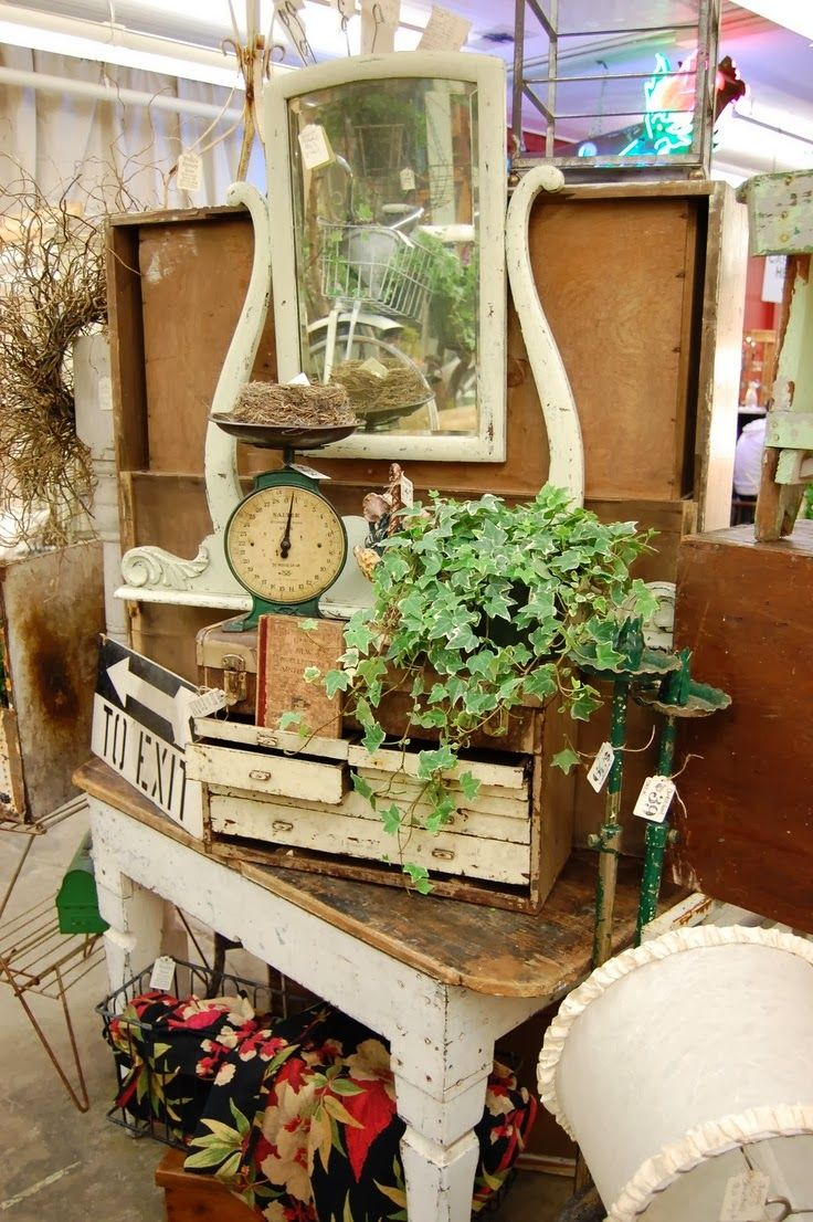 Vintage Show Off Instant Spring Look in Your Booth Just