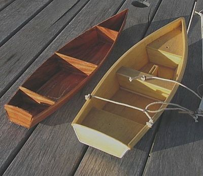 Rowing Skiff - Simple, Fast, Pretty Utility Rowboat - Michael Storer ...