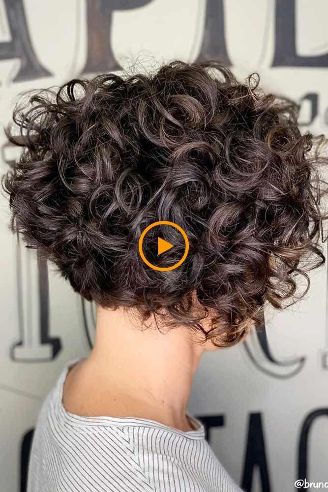 Imagen perfecta peinados pelo corto mujer Fotos de tutoriales de color de pelo - Peinados Para Cabello Rizado Corto Mujer | Certificacion ...