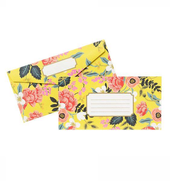 Birch Monarch Envelopes