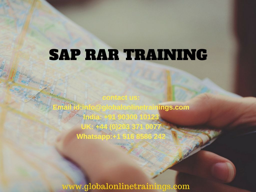 SAP RAR Training enables you to manage revenue recognition