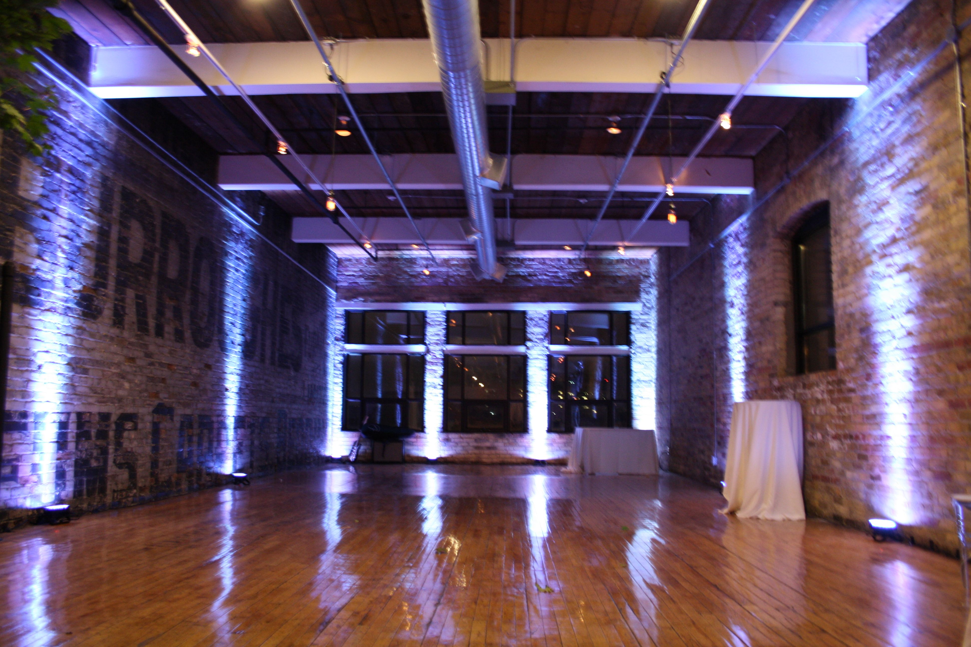 LED Up-Wall Lights at The Burroughes Building in Toronto by http ...