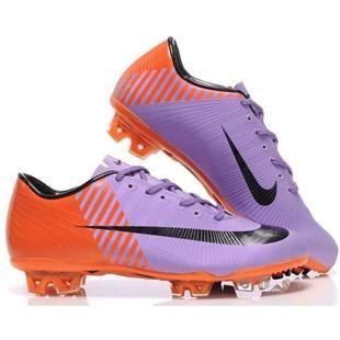 Popular New Nike Mercurial Vapor Superfly II FG Mens Soccer Cleats In  Purple redcheap cleats, cheap Nike Mercurial Vapor II FG, If you want to  look Popular ...