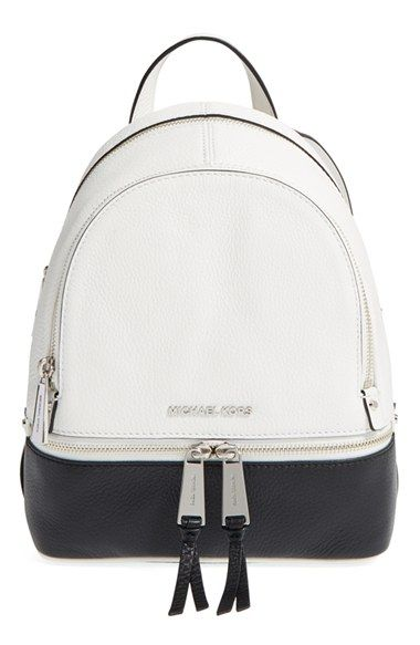 b9652f12de758 MICHAEL Michael Kors  Extra Small Rhea  Backpack available at  Nordstrom