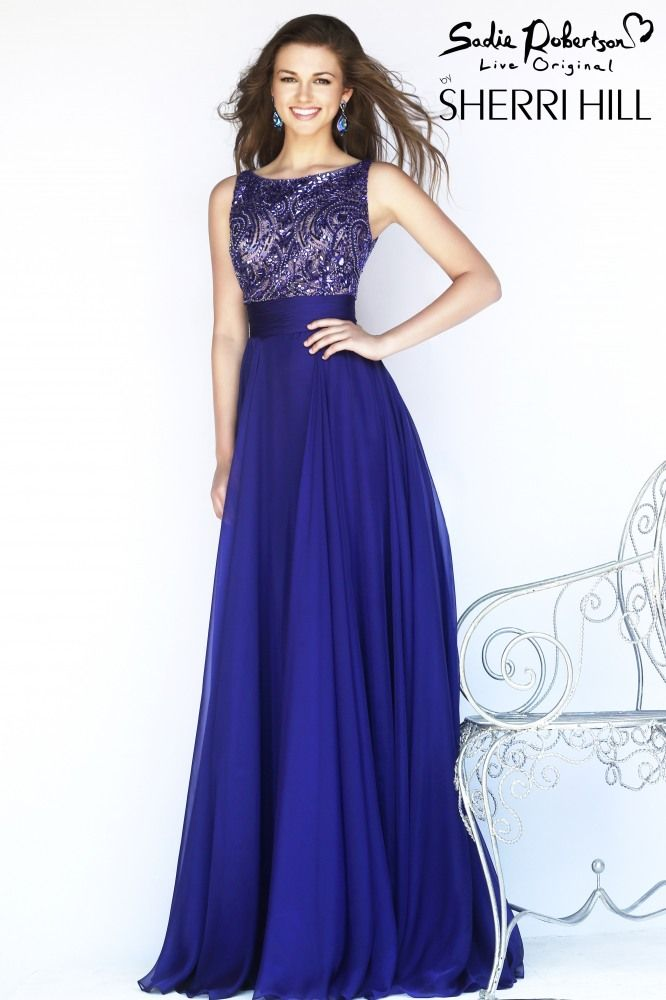 Sherri Hill - prom dress 11170 | despedida cleo | Pinterest ...