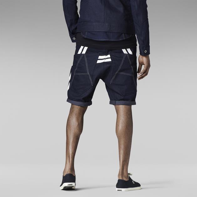 g star raw a crotch studio shorts men shorts den m. Black Bedroom Furniture Sets. Home Design Ideas