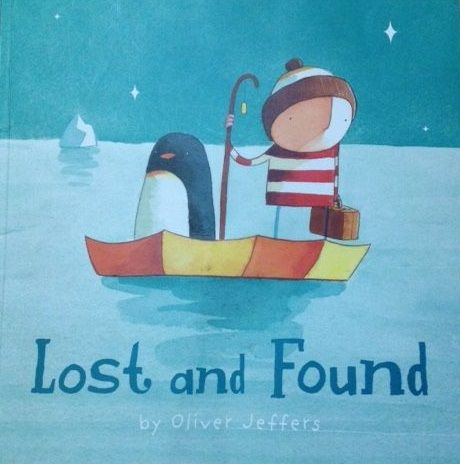 Let S Read In English Oliver Jeffers Lost Found Jeffers