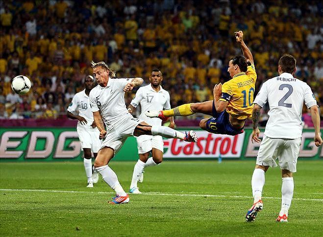Inglaterra y Francia clasificaron a cuartos de la Eurocopa