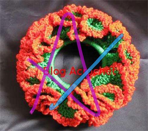 http://blog.acrochet.com/patrones-gratis/corona-sencilla-de-navidad ...