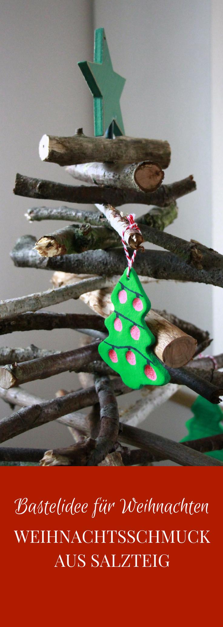 bastelidee f r weihnachten geschenkanh nger und weihnachtsbaumschmuck aus salzteig diy kinder. Black Bedroom Furniture Sets. Home Design Ideas