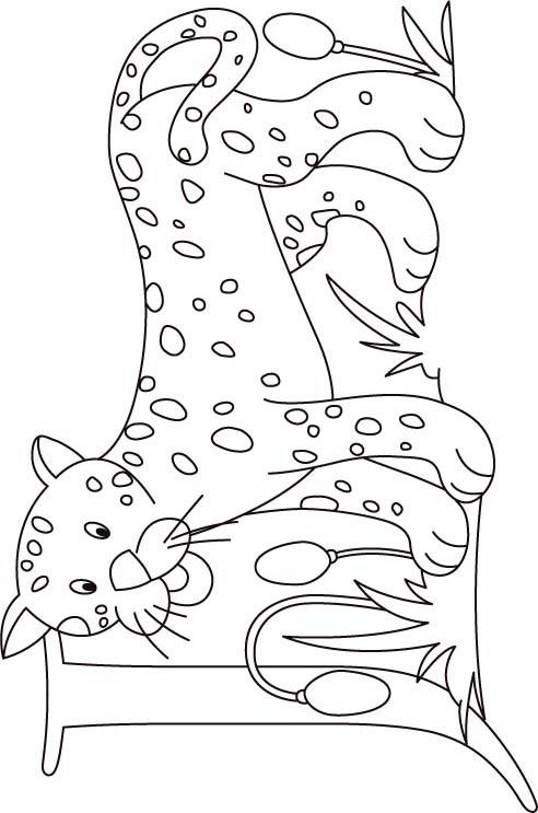 jaguar e type coloring pages - photo#20