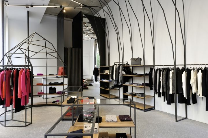 Remarkable Joseph St Germain Store By Raed Abillama Architects Beirut Home Interior And Landscaping Spoatsignezvosmurscom