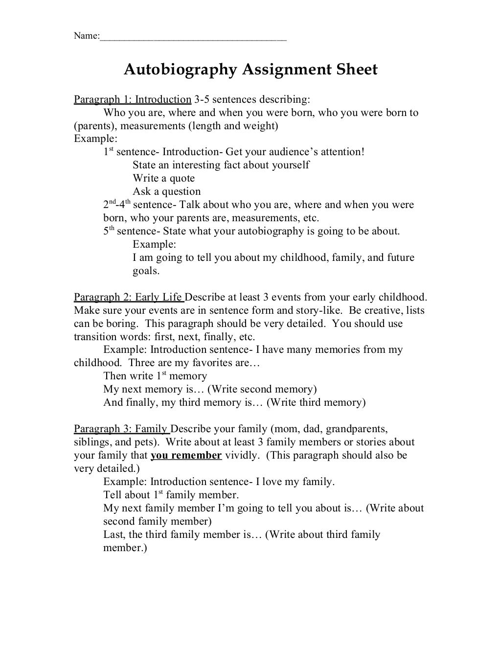 How to write an introduction to a memoir pay for my u.s. history and government annotated bibliography