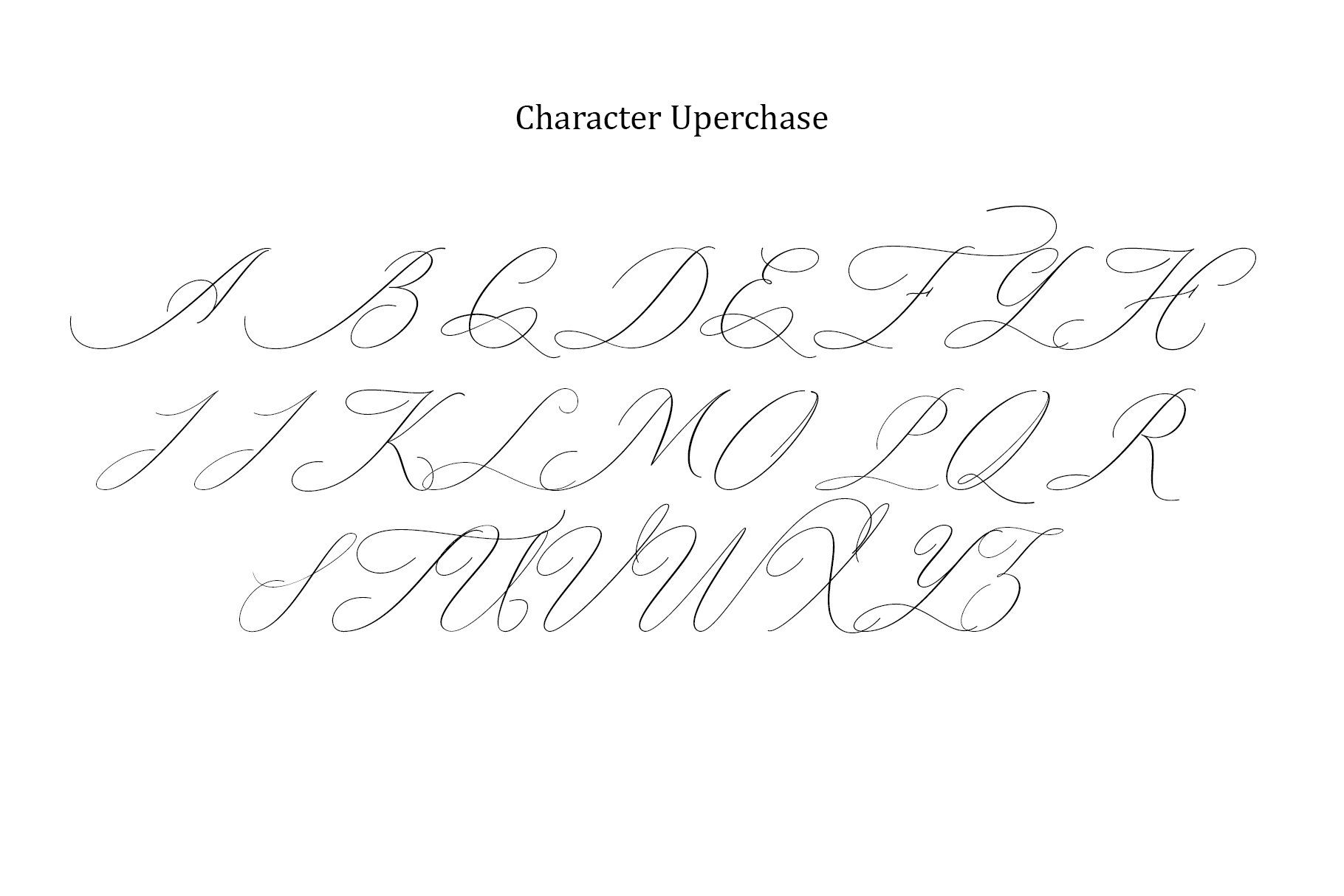 How To Write A D In Cursive