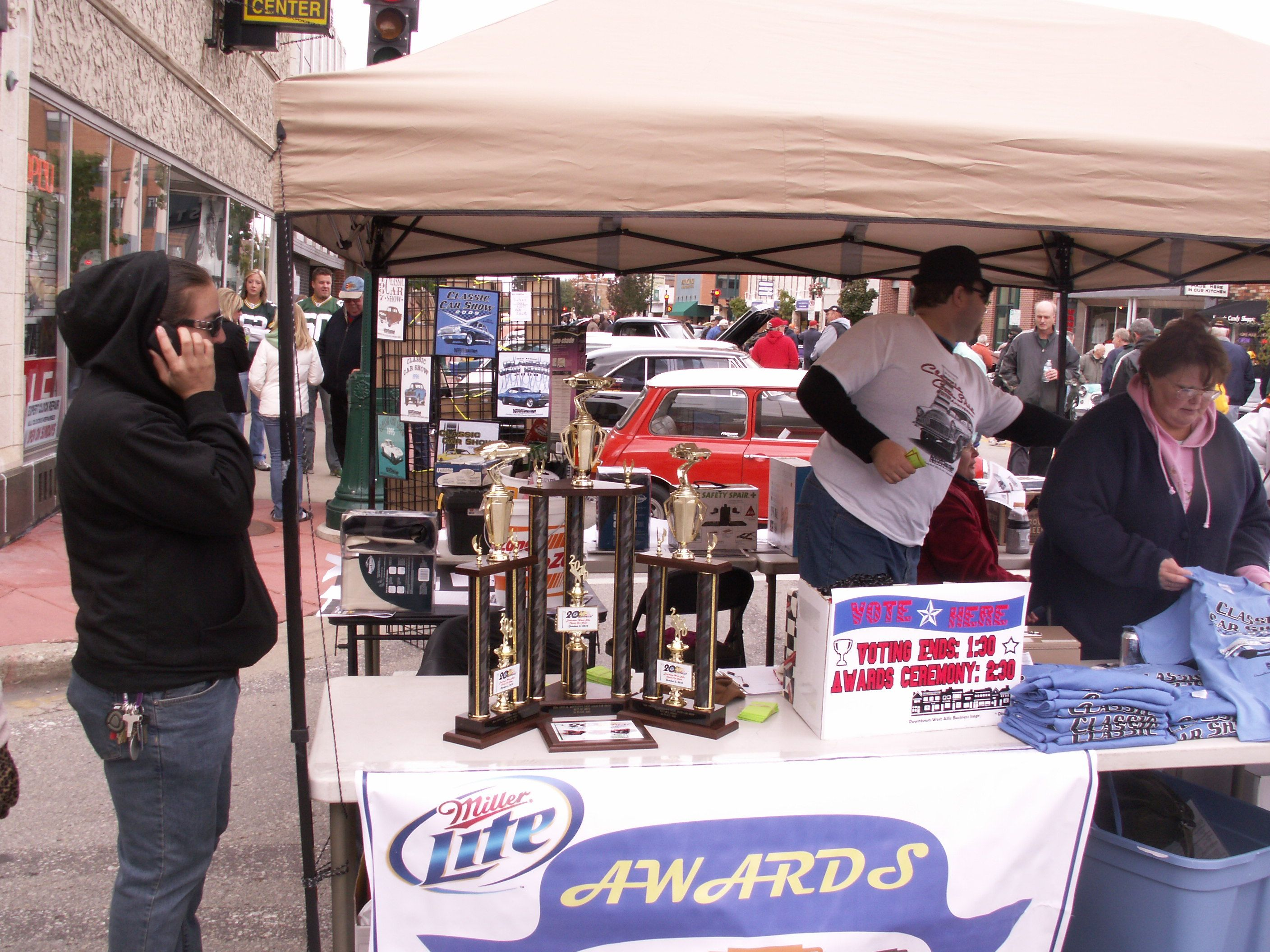 20th Anniversary of the Downtown West Allis Classic Car Show  October 2010  #WestAllis #Wisconsin