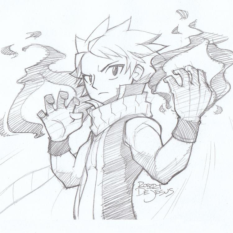 Natsu / Fairy Tail by Banzchan on deviantART   arte   Pinterest ...