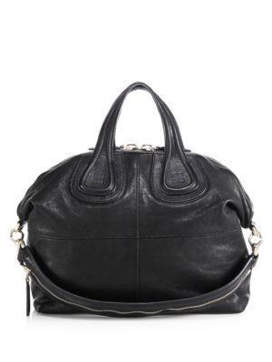 8dfa4e95b594 GIVENCHY Nightingale Medium Satchel.  givenchy  bags  shoulder bags  hand  bags