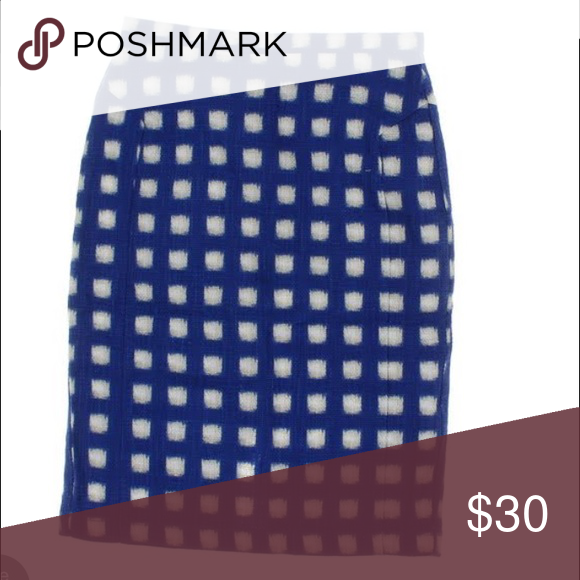 Topshop patterned pencil skirt In great condition. Perfect to wear for work throughout the year. Topshop Skirts