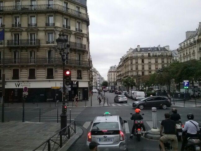 Calles de París