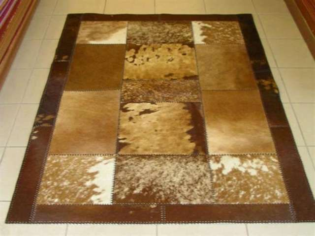 Patchwork Cowhide Kuhfell Teppich Patchwork Cowhide Rug