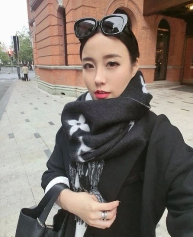 Find More Scarves Information about 2014 Winter Fashion Women Wool Cotton Long Plus Size Scarf Black,High Quality Scarves from Jane's Market on Aliexpress.com