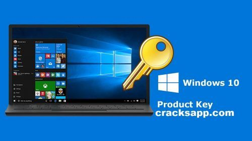 Windows 10 Pro Crack With Product Key Generator Full