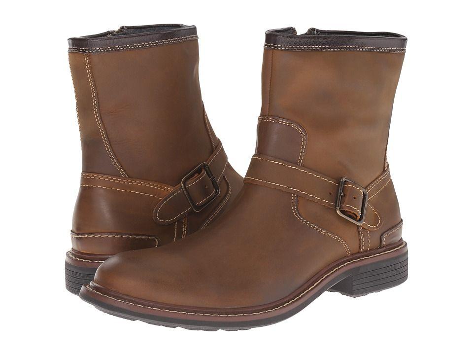 COLE HAAN COLE HAAN - BRYCE ZIP BOOT (PARTRIDGE) MEN'S BOOTS. #colehaan