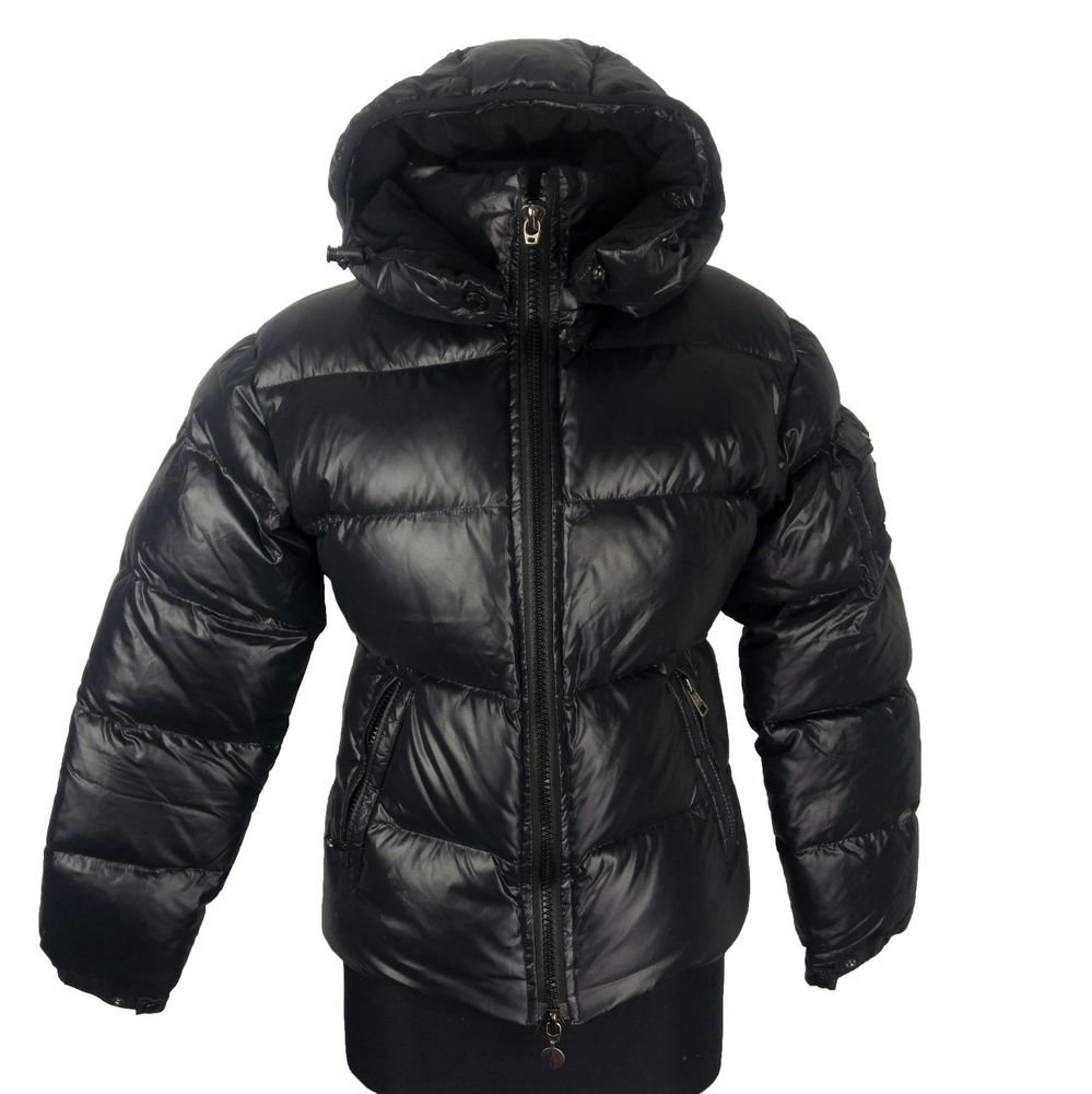 Authentic Moncler Womens Bady Jacket Size 1 S Small Down Coat Hooded Black in Clothes, Shoes & Accessories, Women's Clothing, Coats & Jackets | eBay!