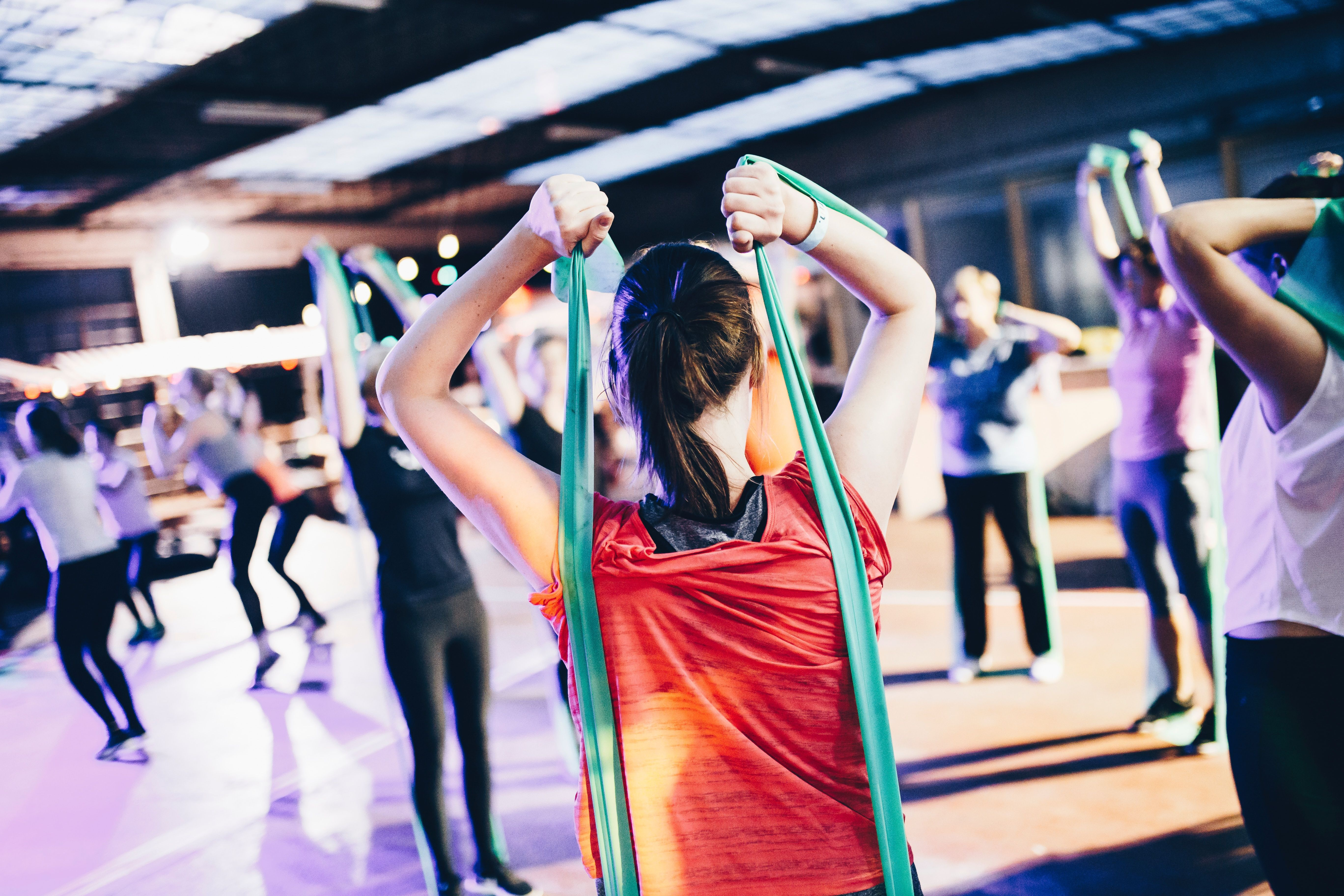Exercise class