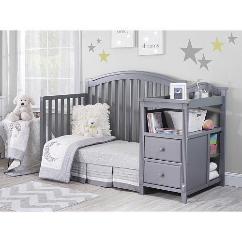 Sorelle Berkley Crib And Changer Gray Sorelle Babies R Us Convertible Crib Walmart Baby Cribs Cribs