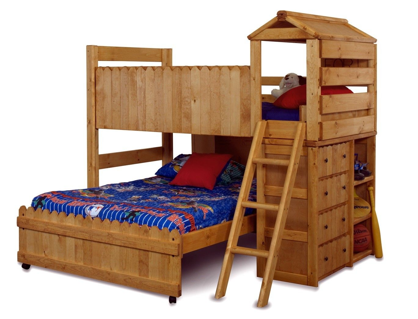 21 Top Wooden L Shaped Bunk Beds With Space Saving Features Kid Beds Bunk Bed Designs Kids Bunk Beds
