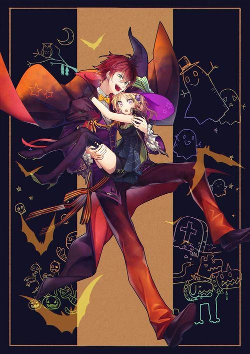 Diabolik Lovers (More Blood)- Ayato x Yui #Anime #Game
