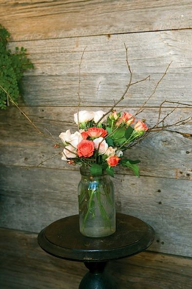 The four principles of arranging ordinary deli flowers