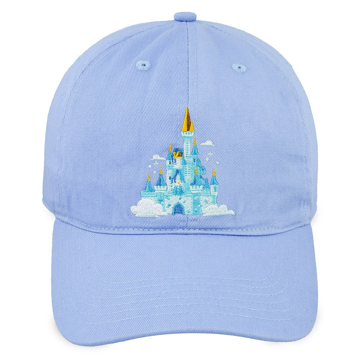75a5204c2fda2d Cinderella Castle Baseball Cap for Adults - Walt Disney World ...