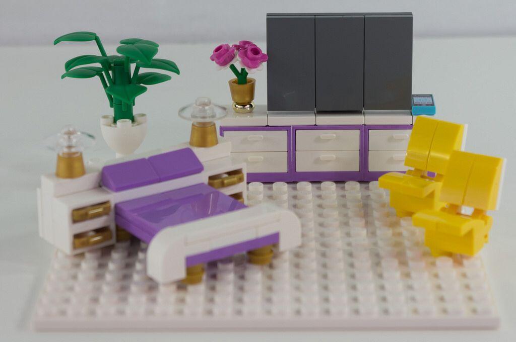 Lego Bedroom Lego Bedroom Lego Furniture Lego Room