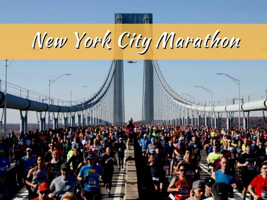 New York City Marathon 2018 City Marathon New York City City