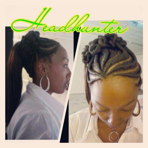 Stuffed Twist Hairstyles Hair Styles Ponytail