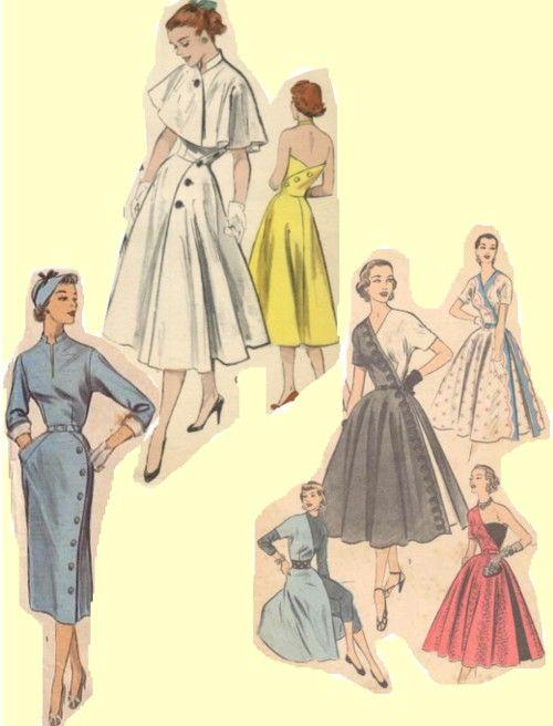 vintage klänningar online